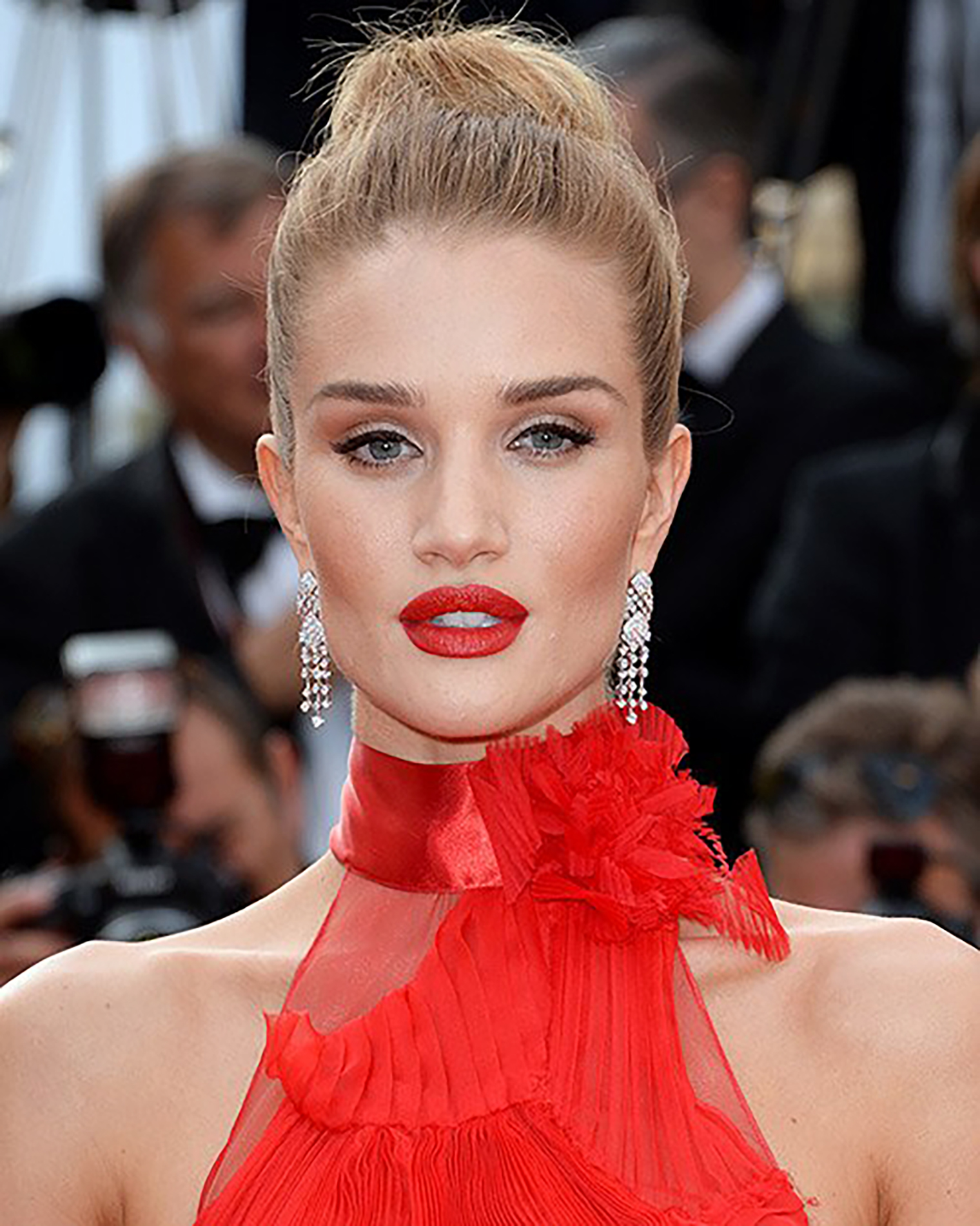 beauty trends blogs daily beauty reporter 2016 05 20 rosie huntington whiteley